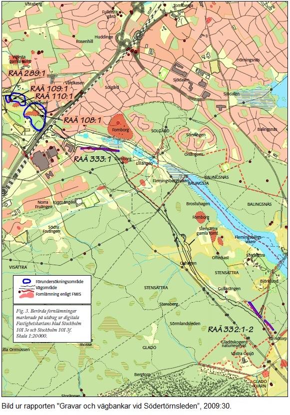Bild ur arekologisk rapport 2009kolon30