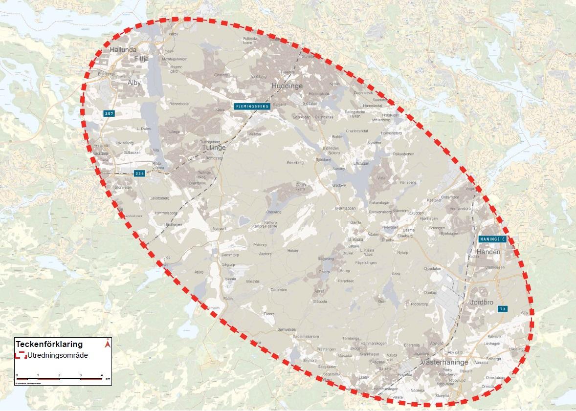 Utredningsområde 2015